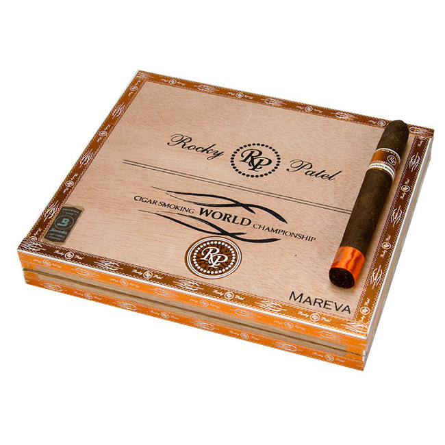 Rocky Patel Cigar Smoking World Championship Mareva