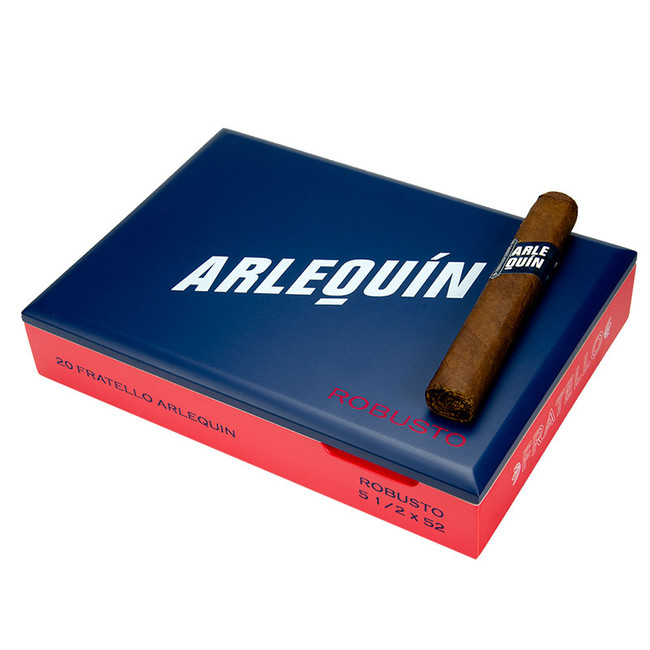 Fratello Arlequin Prensado Robusto (BP)