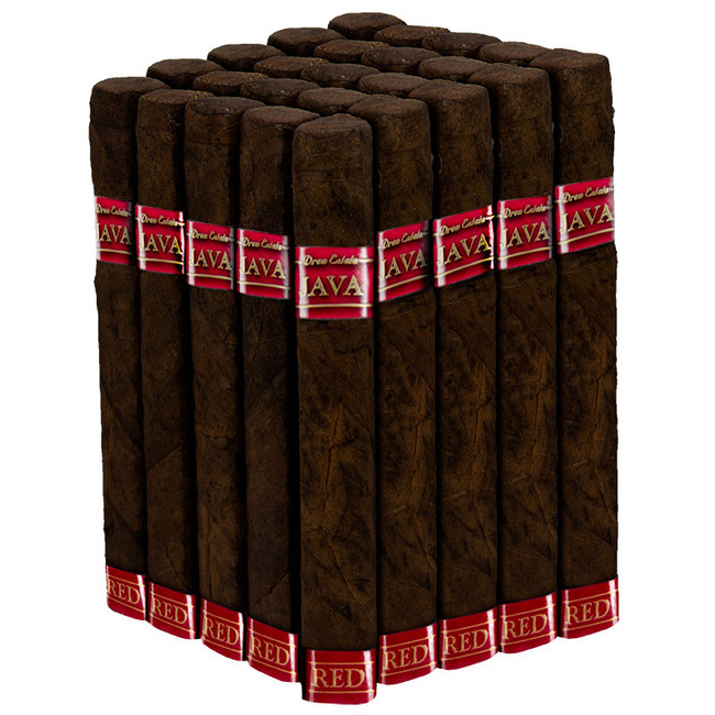 Java Red by Drew Estate Robusto 25-Pack