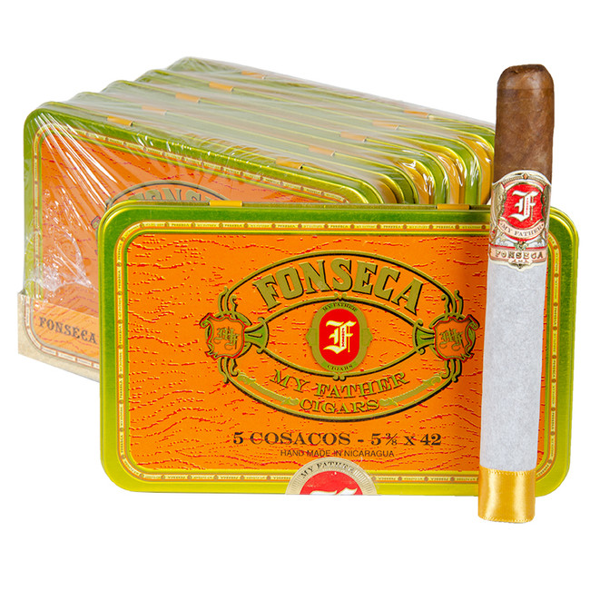 Fonseca by My Father Cosacos (5-3/8x42) Tins