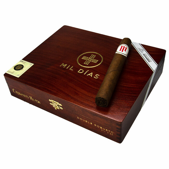 Crowned Heads Mil Dias Double Robusto (6-3/8x50)