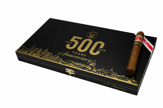 HVC 500 Aniversario Tesoros (5-7/8x52)