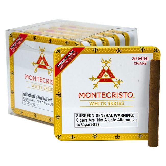 Montecristo White Label Mini Tins