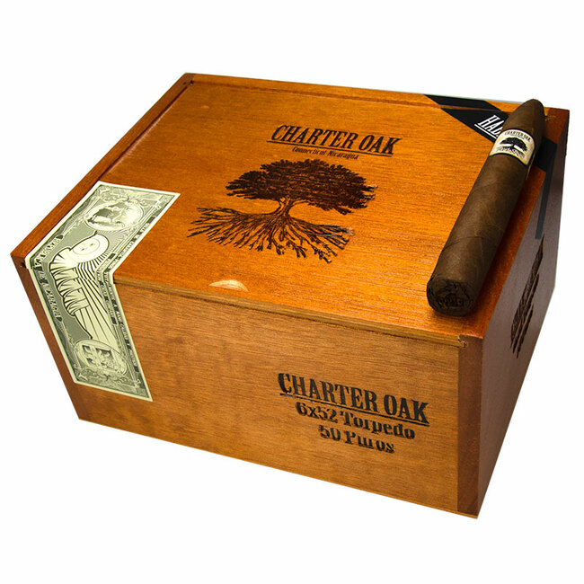 Charter Oak Habano Torpedo (6x52)