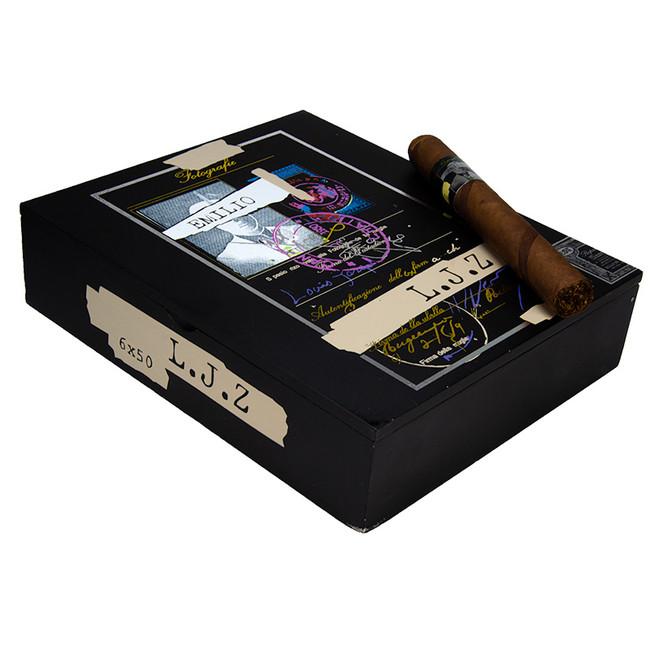 Emilio Cigars LJZ Toro LE (6x50)