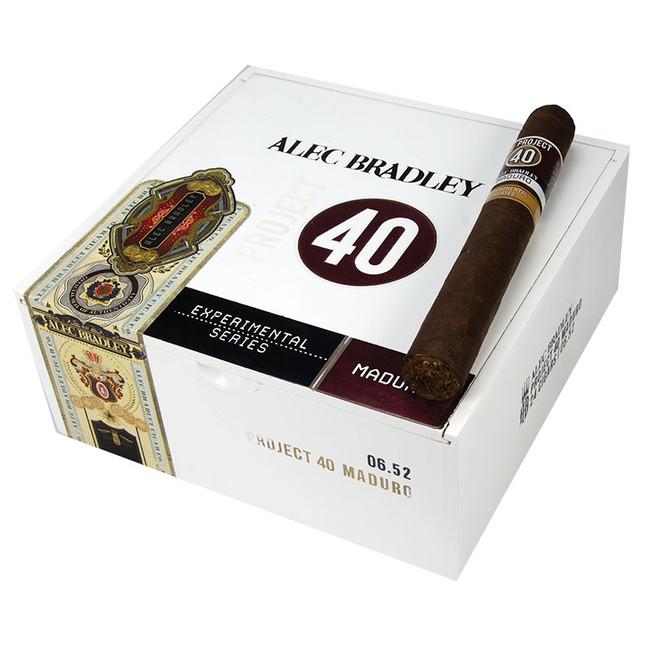 Alec Bradley Project 40 Maduro Toro (6x52)