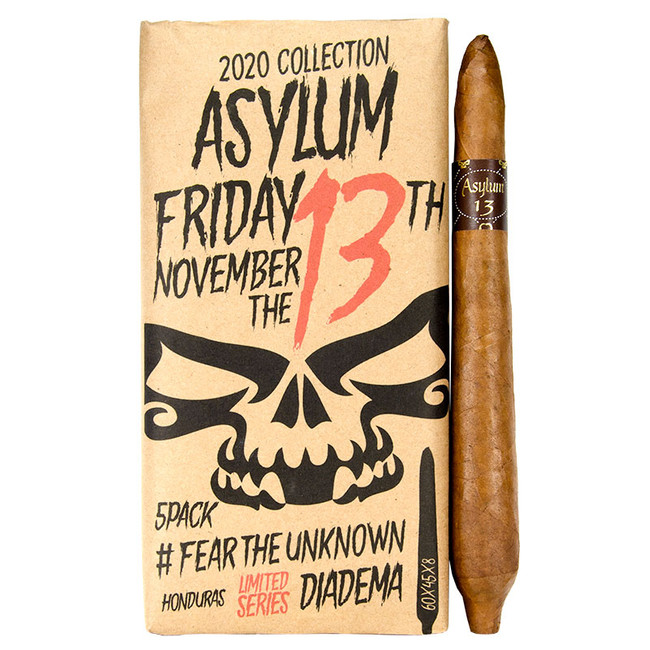 Asylum Limited Series Friday The 13th Diadema