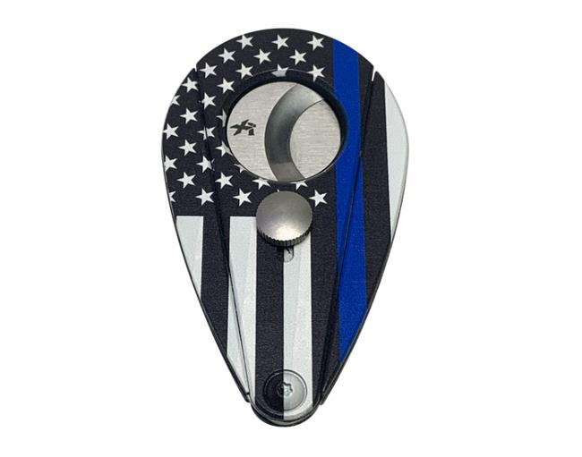 Xikar Xi2 Thin Blue Line Cutter
