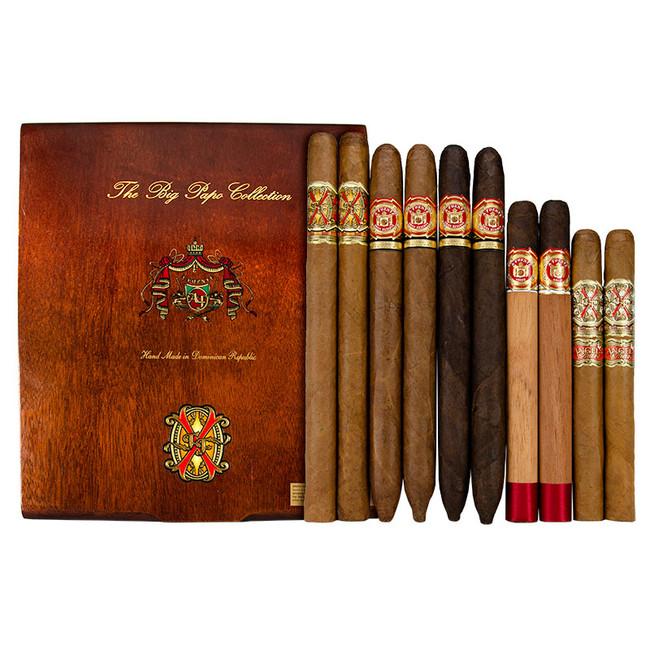 Arturo Fuente OpusX Big Papo Collection
