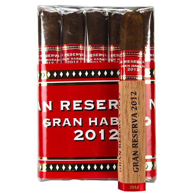 Gran Habano Gran Reserva #5 2012 Gran Robusto (BP)