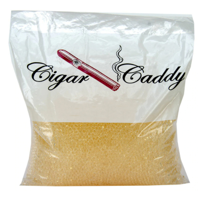 Clear Crystal Gel Beads 1 lb Bag