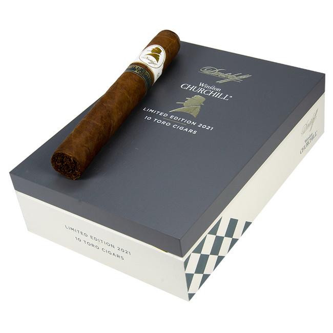 Davidoff Winston Churchill Limited Edition LE 2021 Toro