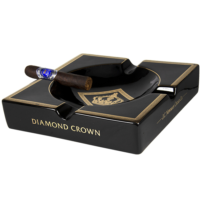 Diamond Crown Royal Collection Ashtray