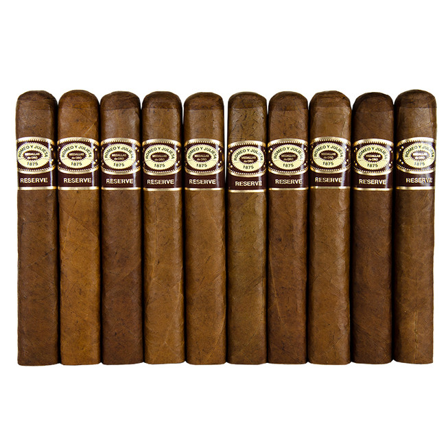 Romeo Y Julieta Reserve Toro Grande Small Batch Box-Pressed