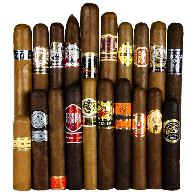20-For-60 Cigar Sampler 20-Pack