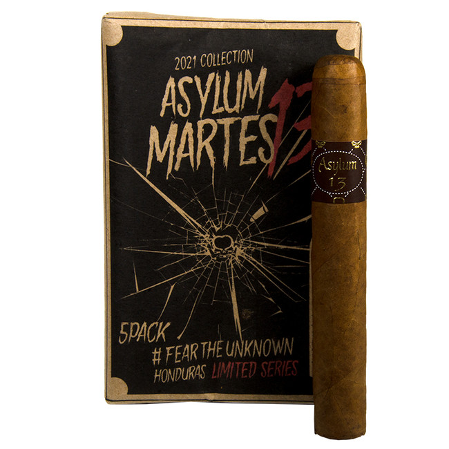 Asylum Limited Series Martes 13 (54x6)