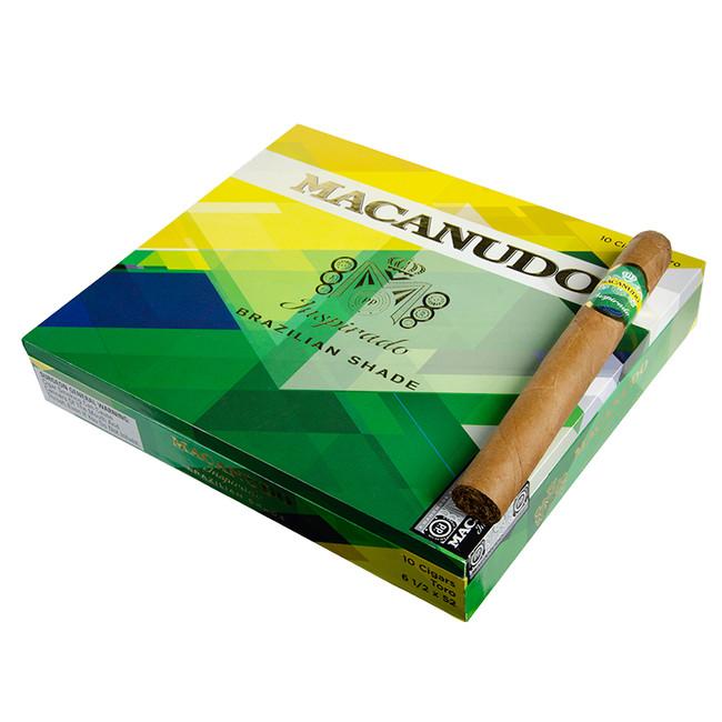 Macanudo Inspirado Brazilian Shade Toro