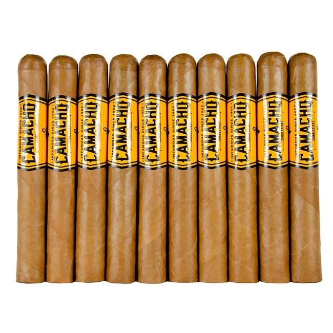 Camacho Connecticut Toro 10-Pack