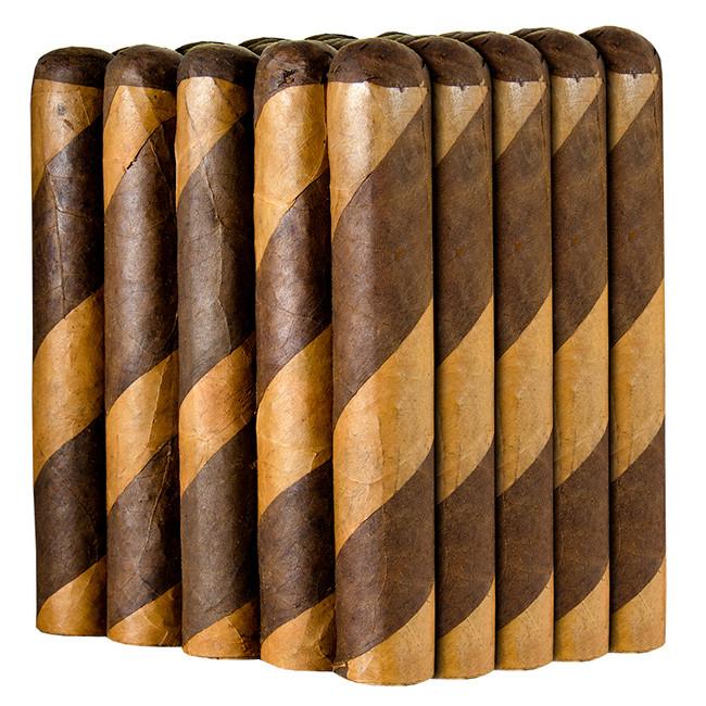 Artisan Tabak Barberpole Gordo (6x60)
