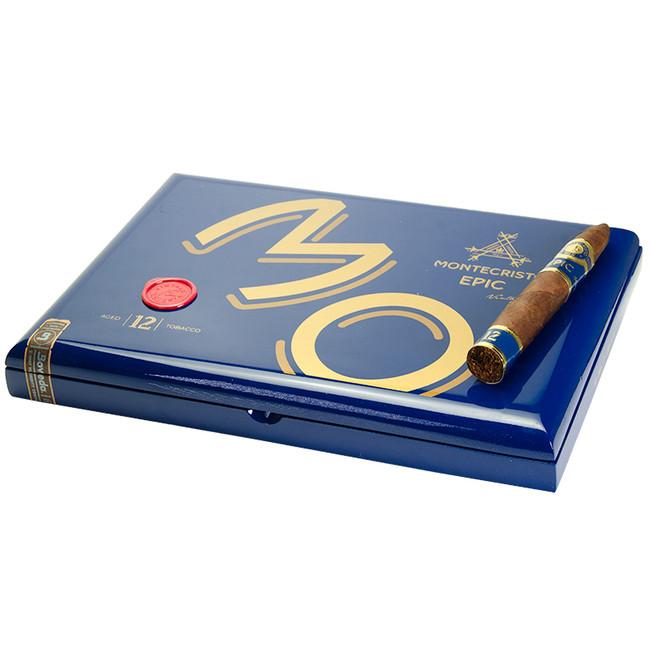 Montecristo Epic Vintage 12 Blue No. 2 Torpedo