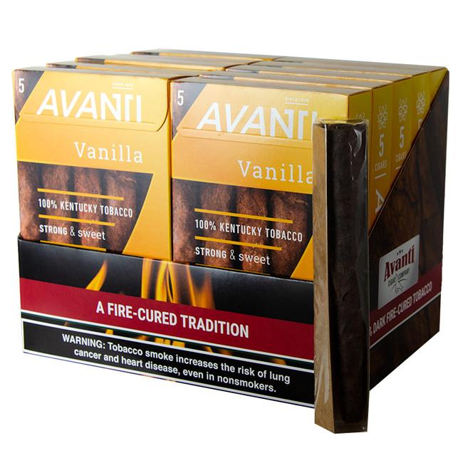 Avanti Vanilla Packs