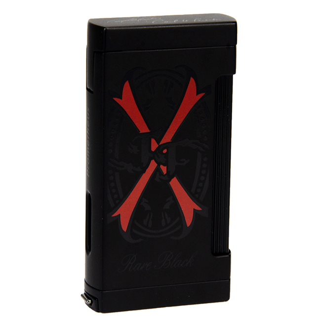 FFOX Rare Black / Black Matte Ultimo X Lighters (XF8)