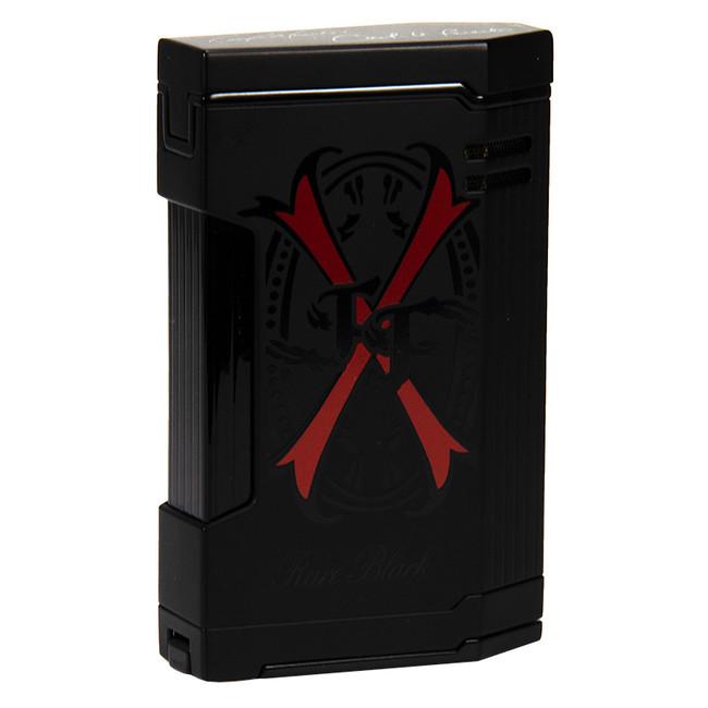 FFOX Rare Black / Black Matte Magma T Lighters (TF8)