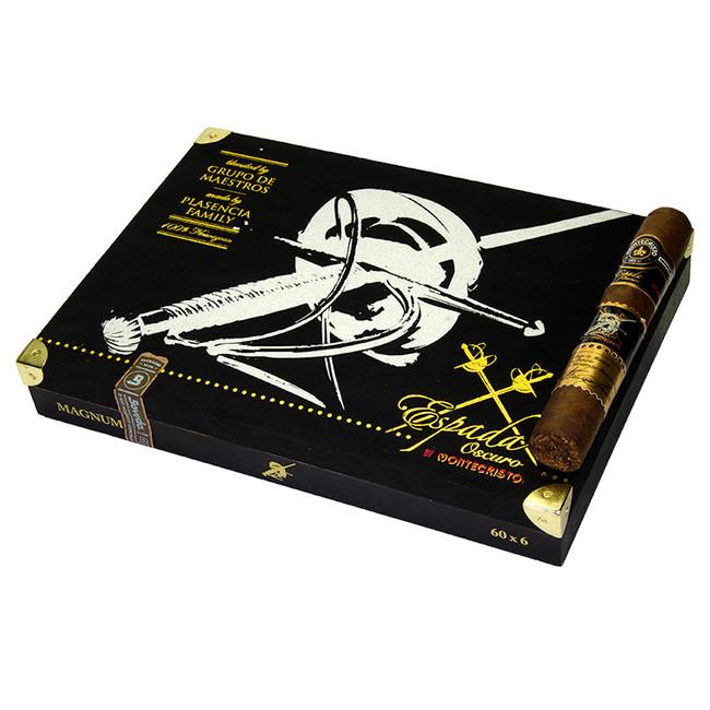 Montecristo Espada Oscuro Magnum Especial (6x60)