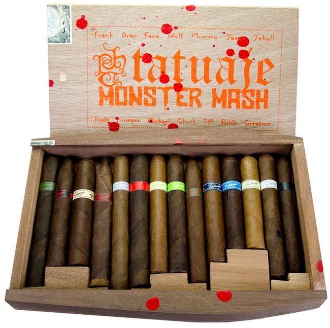Tatuaje Monster Mash 14 Cigar Sampler