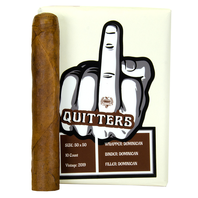 Caldwell Lost & Found Quitters Vintage 2019 (5x50) 10-Pack