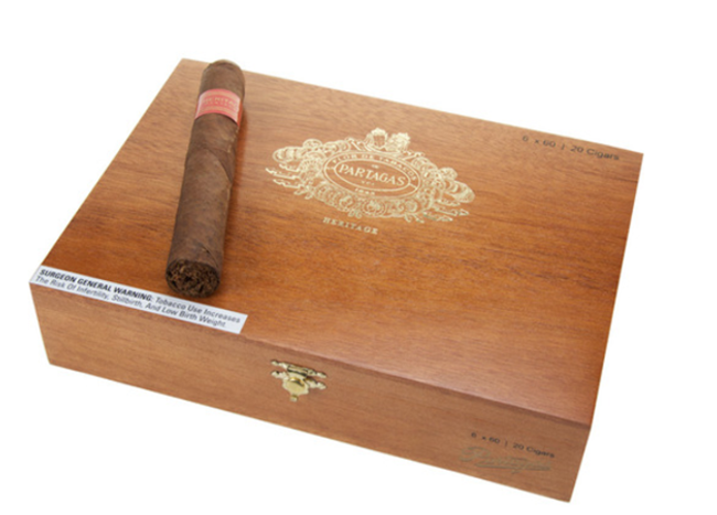 A Sampling of Some Fine Partagas Cigars