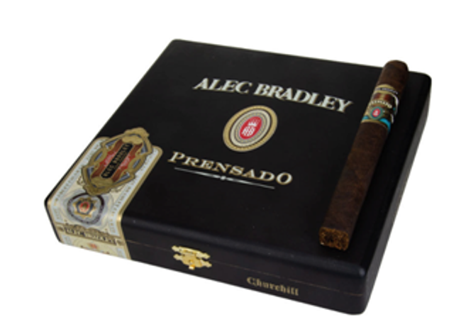 A Selection Of Some Fine Alec Bradley Cigars