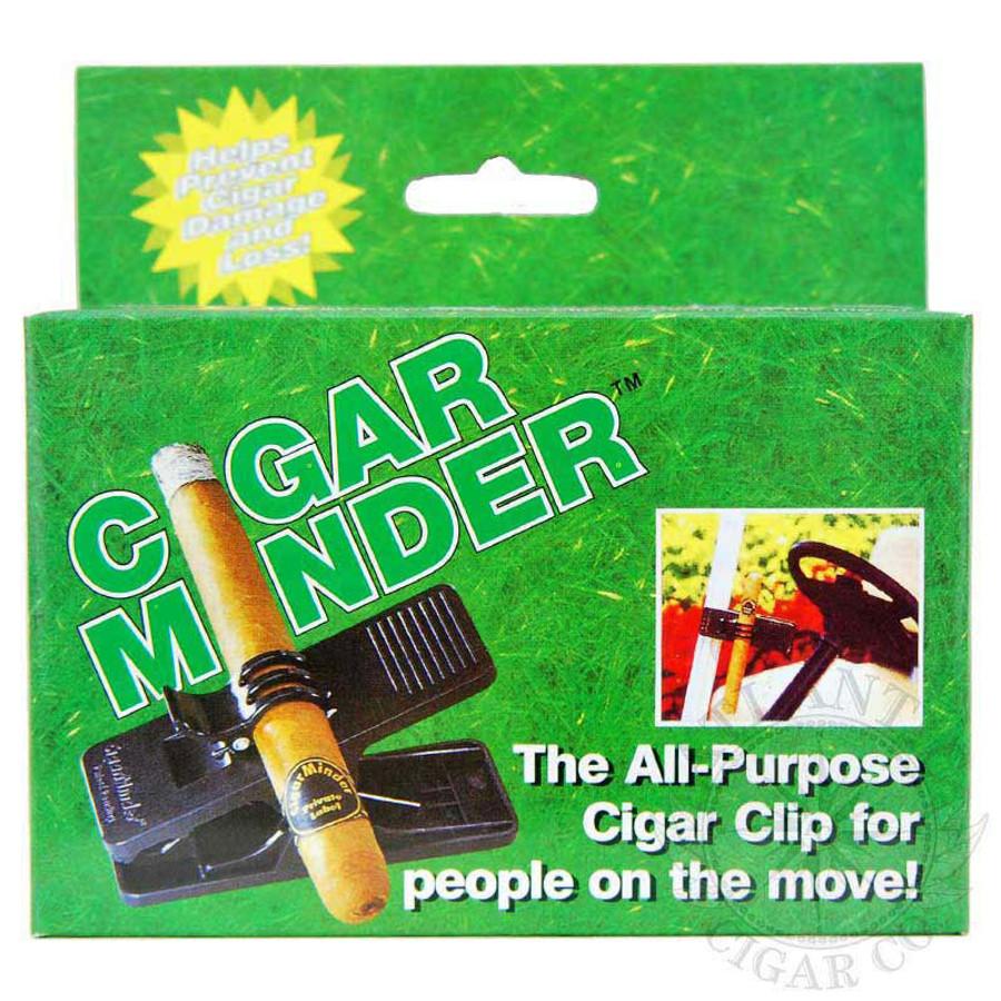 Cigar Minder Cigar Clip