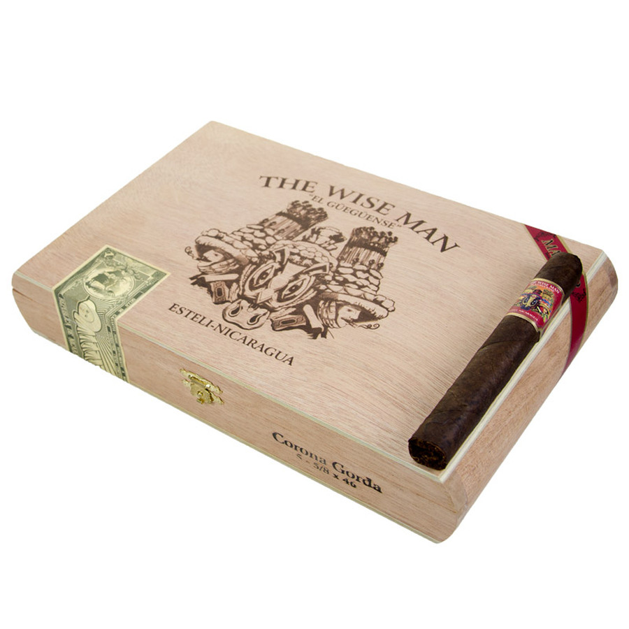 El Gueguense Maduro by Foundation Cigar Co. Corona Gorda