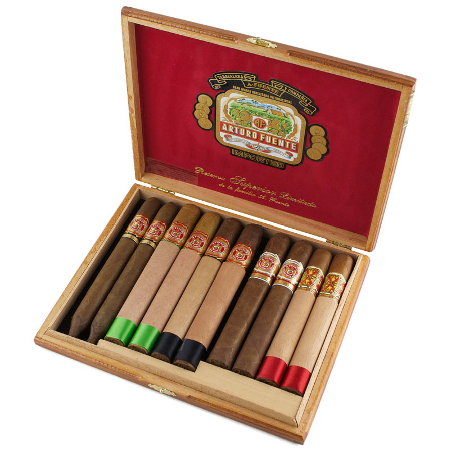Arturo Fuente Samplers Extremely Rare Holiday Collection
