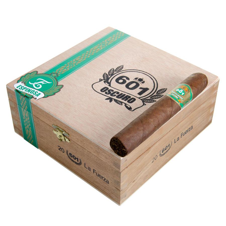 601 Green Label Oscuro La Fuerza