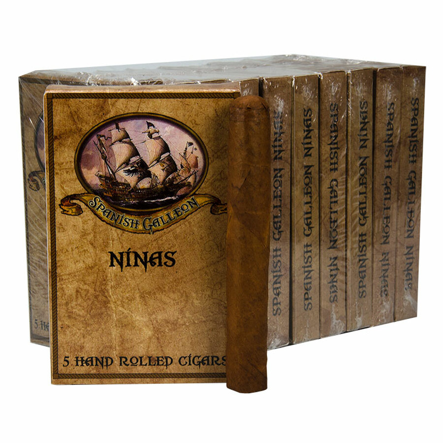 Spanish Galleon Ninas Nina Corojo Packs