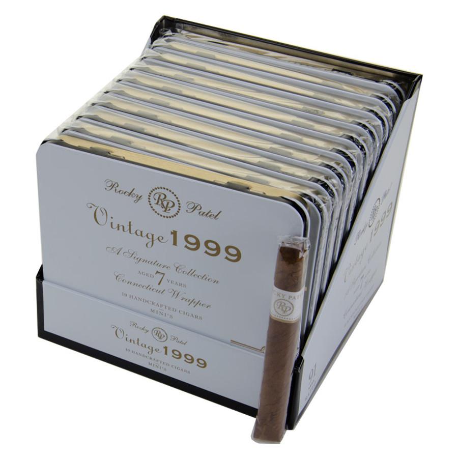 Rocky Patel Vintage CT 1999 Minis Tins