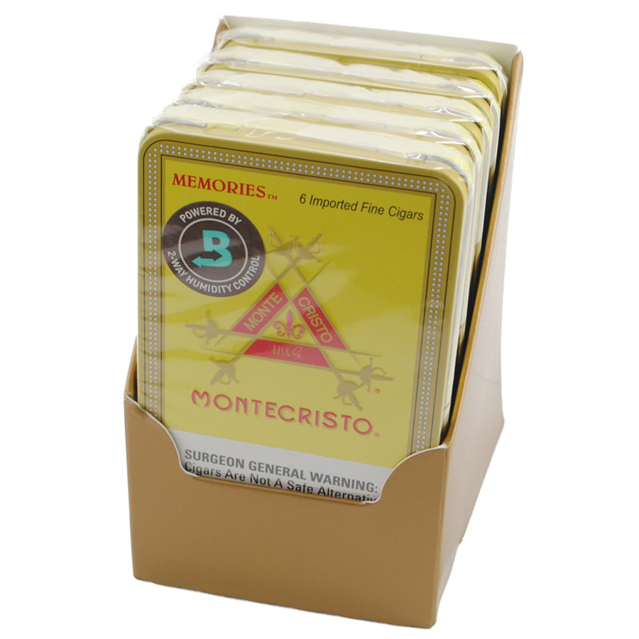 Montecristo Original Memories Tin