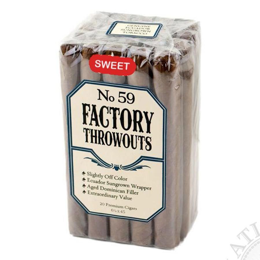Factory Throwouts No. 59 Bundles Sweet