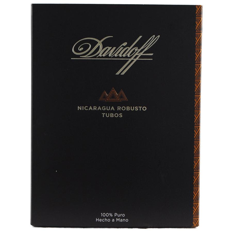 Davidoff Nicaragua Series Robusto Tubos 4-Pack 1/4