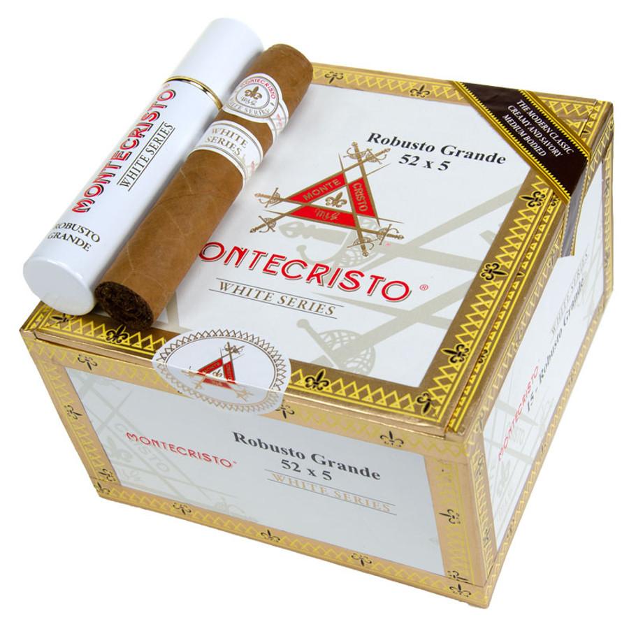 Montecristo White Label Robusto Grande Tubos