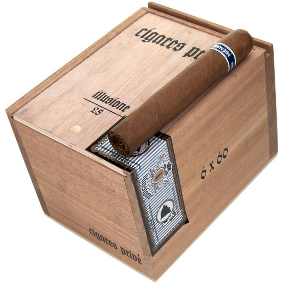 Illusione Cigares Prive SA Corojo 660