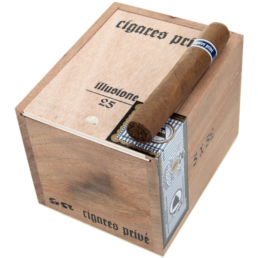Illusione Cigares Prive SA Corojo Robusto (5x52)