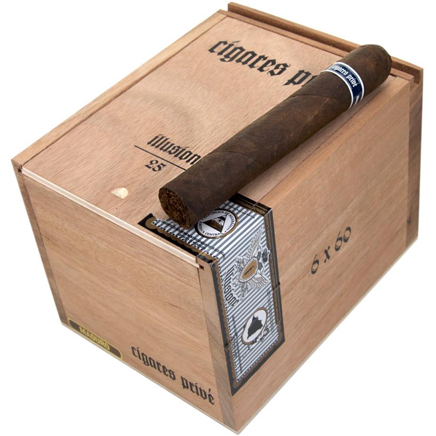 Illusione Cigares Prive SA Maduro 660