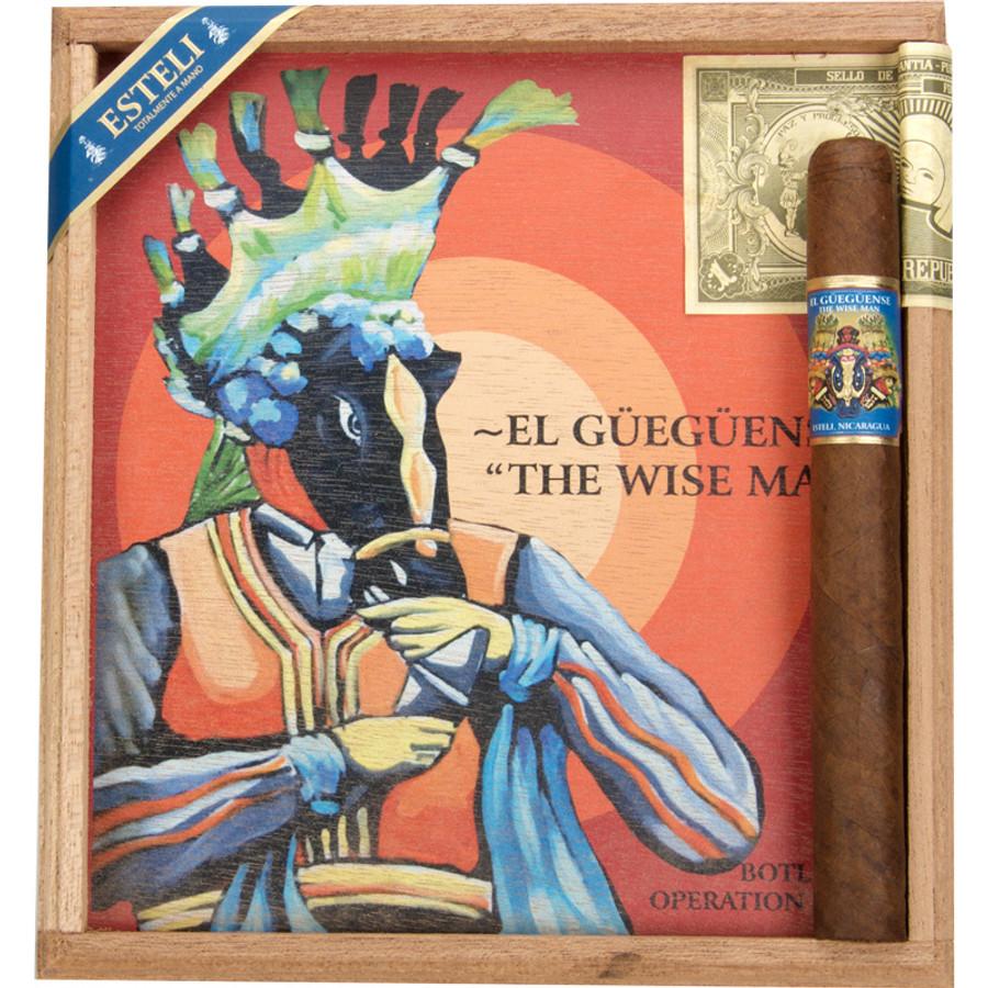 El Gueguense The Wise Man Short Lancero