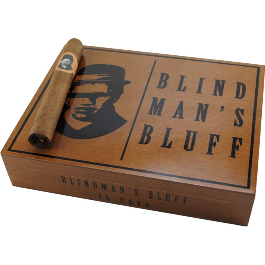 Caldwell Blind Man's Bluff Habano Toro