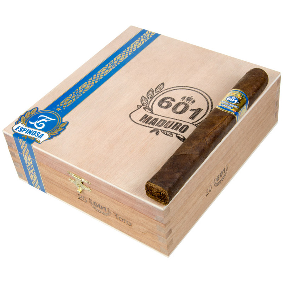 601 Blue Label Toro Maduro