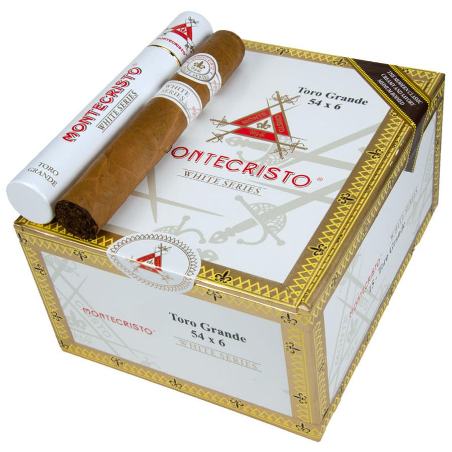 Montecristo White Label Toro Grande Tubos