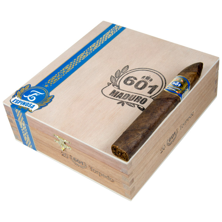 601 Blue Label Torpedo Maduro